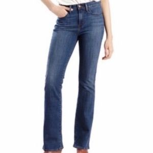 Levi's 512 Perfectly Slimming Bootcut Jeans